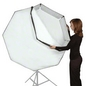 Preview: Octagon Softbox PLUS Ø150cm walimex pro & K