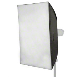 walimex pro Softbox 60x90cm für Electra small